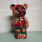 Studio Nova Holiday Glory Teddy Bear Figurine