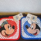 Country Classics Mickey and Minnie Mouse Pot Holders
