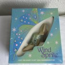 Just the Right Shoe Wind Sprite porcelain shoe 2004 Raine