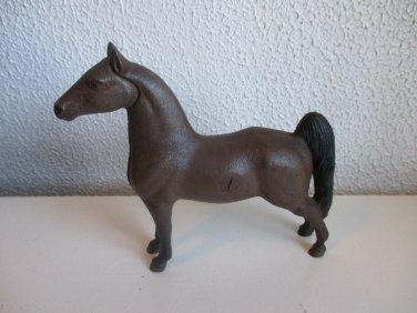 Vintage Cast Iron Horse Figurine