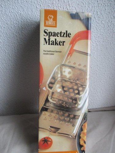 Rowoco Spaetzle Maker