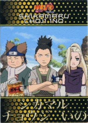 Naruto Ninja Ranks 25