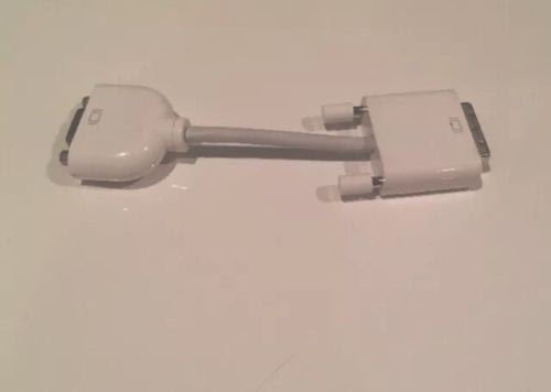 Apple Macintosh DVI to VGA Display Adapter PowerBook Power Mac G4 TV cable M8754