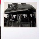 1948 President Photo Harry Truman Campaign Train POTUS Photograph KCRA B&W VTG