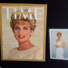 TIME Commemorative Issue- Princess Diana & TOGO Stamp w/ Certificate OA 1997