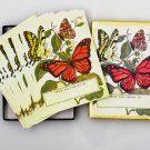 50 unused Vintage ANTIOCH Butterfly Design BOOKPLATES (with Box)