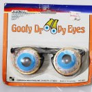 VINTAGE HALLOWEEN Goofy Droopy Eyes Glasses Disguise TOPSTONE INDUSTRIES NIP MOC