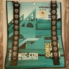 Batman 75th GOTHAM San Diego Comic-Con 2014 Official Swag bag backpack SDCC2014