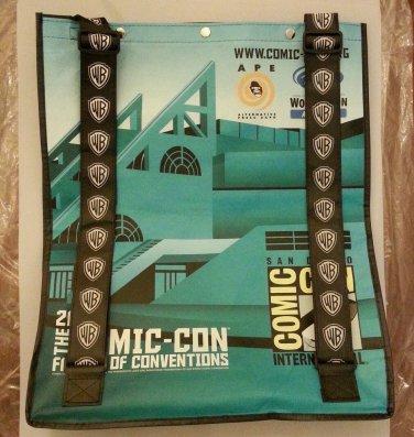 Batman 75th GOTHAM San Diego Comic-Con 2014 Official Swag bag backpack SDCC2014
