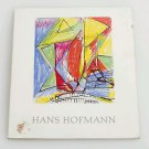 1991 Hans Hoffman Painting Art Book - Andre Emmerich New York Gallery catalog