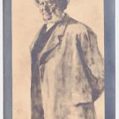 Erik Werenskiold Art Portrait Henrik Ibsen Norwegian Playwright Post Card Vering