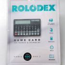 1992 Rolodex Name Card RNA - 2 Address Book NEW Sealed NOS