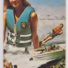 1976 Vintage Stearns Life Jacket Booklet Brochure Sales & Information Guide Book