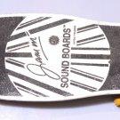 1988 Nash Jamm' Sound Board Radio Active Skateboard Vintage SoundBoards RARE HTF