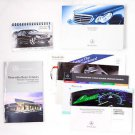 C-Class C Class 05 2005 Mercedes-Benz Operator's Owner's Manual Maintenance Book