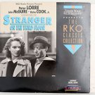 Stranger On The Third Floor Laserdisc (1940) [ID7036TU] RARE RKO Classic Lorre