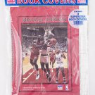 1988 STARLINE Michael JORDAN Bull Magic Johnson Lakers NBA SUPERSTAR BOOK COVERS