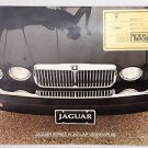 1982 Jaguar Series III & Vanden Plas USA sales brochure 82 Luxury Car