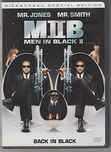 Men in Black II (DVD, 2002, 2-Disc Set, Special Edition; Widescreen)
