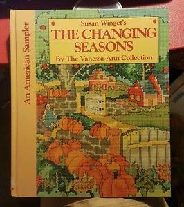 An American Sampler Ser.: An American Sampler : Changing Seasons by Susan Winget