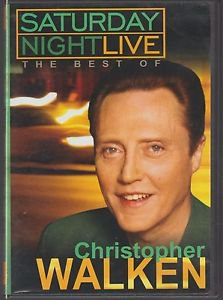 Saturday Night Live - Best of Christopher Walken (DVD, 2004)