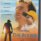 The Rookie (DVD, 2002, Full Frame)