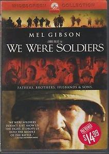 We Were Soldiers DVD Movie 2002 Mel Gibson