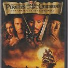 Pirates of the Caribbean The Curse of the Black Pearl 2-Disc Collector's Edition
