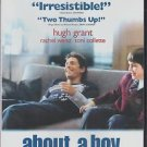 About a Boy (DVD, 2002, Full Frame)