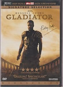 GLADIATOR (2-Disc Widescreen DVD) Russell Crowe, Joaquin Phoenix  QUICK SHIP