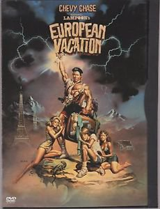 National Lampoon's European Vacation (DVD, 2005)  QUICK SHIP