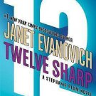 Stephanie Plum Novels: Twelve Sharp 12 by Janet Evanovich (2006, Hardcover)