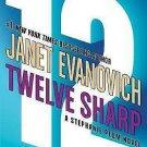 Stephanie Plum Novels: Twelve Sharp 12 by Janet Evanovich (2006, Hardcover)