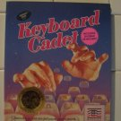 Keyboard Cadet For Commodore/Amiga, COIMPLETE IN FOLDER, MindScape