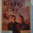 Knights Of The Sky For Commodore/Amiga, COMPLETE BOX, MicroProse