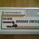 Voodoo Castle For VIC-20, VIC-1918 Cartridge, Commodore (As-Is)