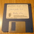 Video Director BETA Version For Commodore/Amiga, Unique/Rare, Gold Disk