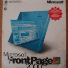 Microsoft FrontPage 2000 For Windows 95 / NT 4.0, IN BOX, CD-ROM
