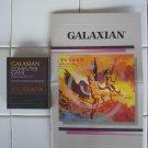 Galaxian For Atari 400/800, WITH MANUAL, CXL 4024