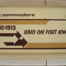 Raid On Fort Knox For VIC-20, VIC-1913 Cartridge, Commodore