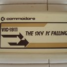 The Sky Is Falling For VIC-20, TESTED GOOD, VIC-1911 Cartridge, Commodore