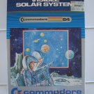 Visible Solar System For Commodore 64 / 128, COMPLETE IN BOX, C-64609 Cartridge