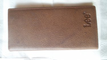 LEE Genuine Leather Wallet