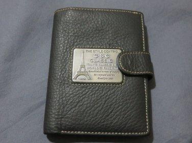 Leather Passport Holder Wallet