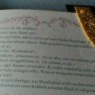Glittermoosgummi Bookmarks