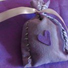 Vintage lavenderbag