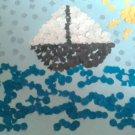 Confettipicture Ship