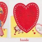 # 17 Valentine Card  used