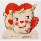 #20  Bag of sugar children's valentine card