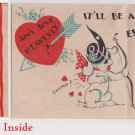 # 24 Dog valentine card